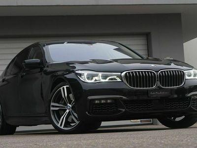 gebraucht BMW 750L  i xDrive - / M PAKET / LONG VERSION FULL OPTION