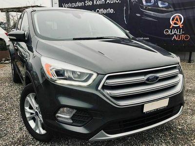gebraucht Ford Kuga 2.0 TDCi Titanium 4WD PowerShift