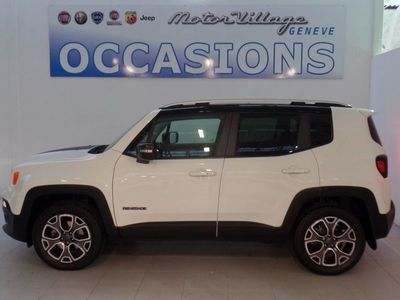 gebraucht Jeep Renegade 2.0 CRD Limited AWD + Low Rang