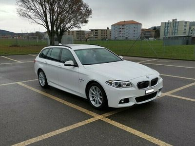 gebraucht BMW 535 i Touring Steptronic
