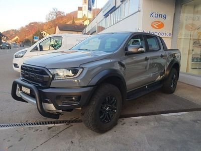 gebraucht Ford Ranger Raptor 2.0 Eco Blue 4x4 A