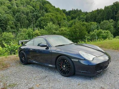 gebraucht Porsche 911 Carrera 4S Allrad Tiptronic GT2 Look