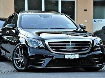 gebraucht Mercedes S350 d L 9G-Tronic AMG Line