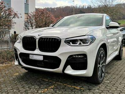 gebraucht BMW X4 X4 xDrive 48V 20d M Sport X SteptronicxDrive 48V 20d M Sport X Steptronic