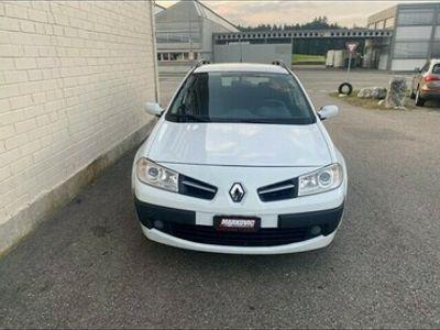 gebraucht Renault Mégane Break 1.6 16V Expression Automatic