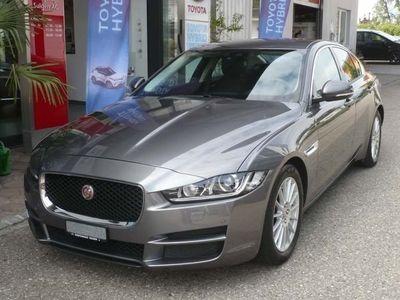 gebraucht Jaguar XE 2.0 D 163 E-Perform. Pure