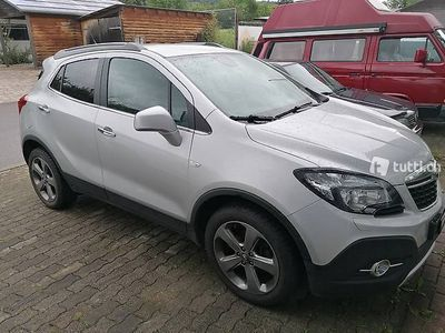 gebraucht Opel Mokka Vollausstattung, Getriebe macht Geräusche,fahrbar