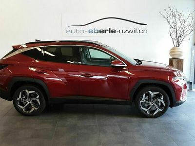 gebraucht Hyundai Tucson 1.6 TGDI HEV Vertex 4WD