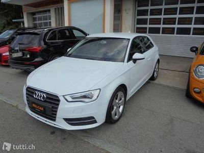gebraucht Audi A3 2.0 TDI Ambition S-tronic