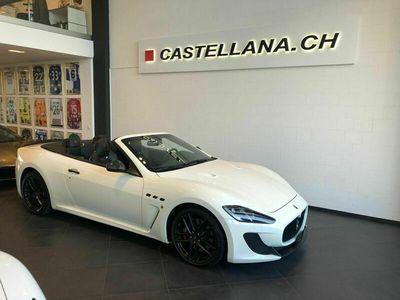 gebraucht Maserati GranCabrio GranCabrio/GranturismoMC Automatica