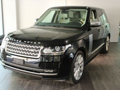 gebraucht Land Rover Range Rover 4.4 SDV8 Vogue Automatic