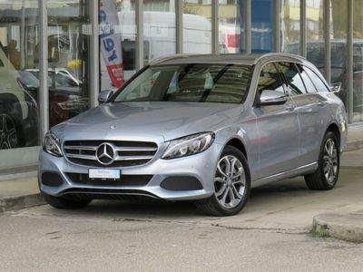 gebraucht Mercedes C250 d 4Matic T-Modell Avantgarde