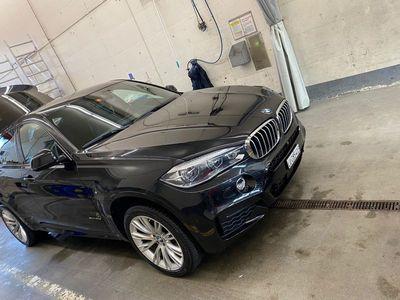 gebraucht BMW X6 40d