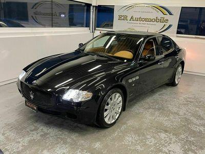 gebraucht Maserati Quattroporte Quattroporte Frisch MFK Quattroporte 4.2 KM 56.000 Quattroporte Frisch MFK4.2 KM 56.000