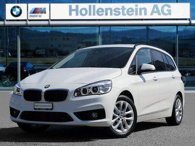 gebraucht BMW 218 Gran Tourer d Sport