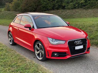 gebraucht Audi A1 Sport 1.4 TFSI S-tronic S-LINE