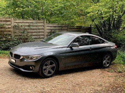gebraucht BMW 428 i Coupé xDrive