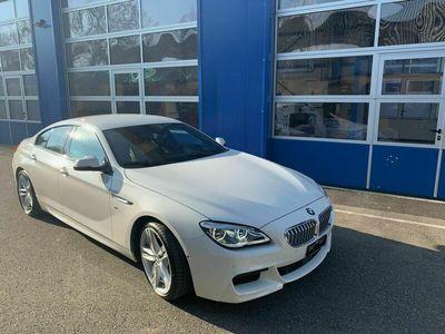 gebraucht BMW 650 6er i Gran Coupé xDrive (Limousine)