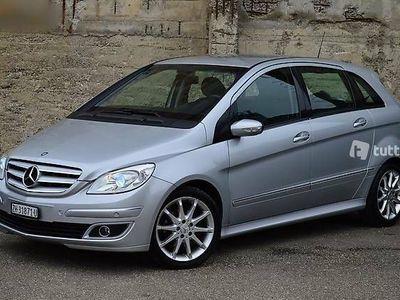 gebraucht Mercedes B180 B-KlasseCDI
