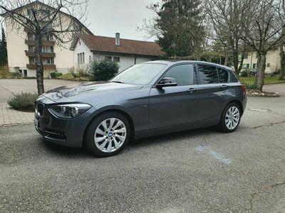 gebraucht BMW 116 1er 116i Sport Line 1er i Sport Line
