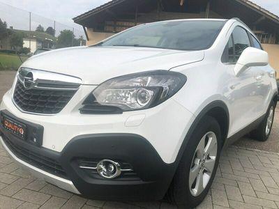 gebraucht Opel Mokka 1.6 CDTi Cosmo 2WD