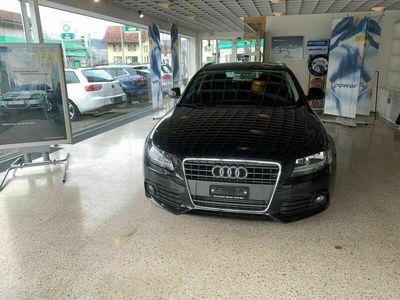 gebraucht Audi A4 2.0 TFSI