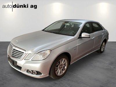 gebraucht Mercedes E250 E-KlasseCDI BlueEfficiency Elégance