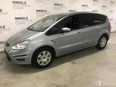 gebraucht Ford S-MAX 2.0i 16V Carving