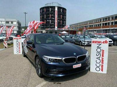 gebraucht BMW 520 d Sport-Line Steptronic-Automat