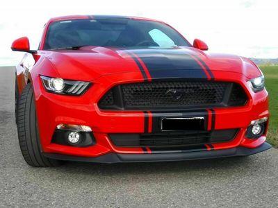 gebraucht Ford Mustang GT 5.0 V8 Black Shadow Edition
