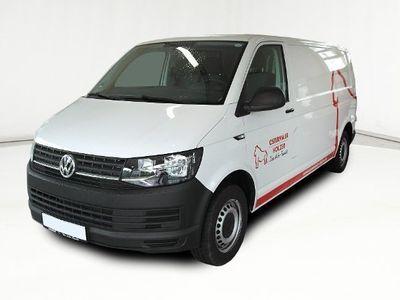 gebraucht VW Transporter T6Kasten 2.0TDI LR KLIMA RADIO el.F