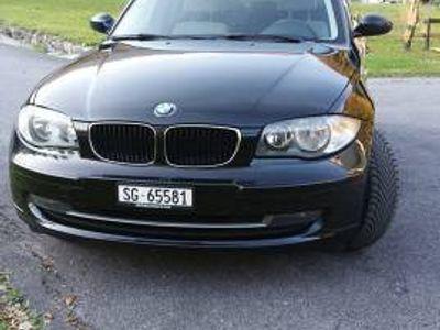 gebraucht BMW 120 i Ab MFK und Service!