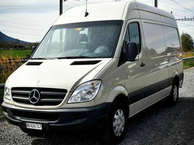 gebraucht Mercedes Sprinter 313 CDI Standard - 8 Plätze/places Auto.