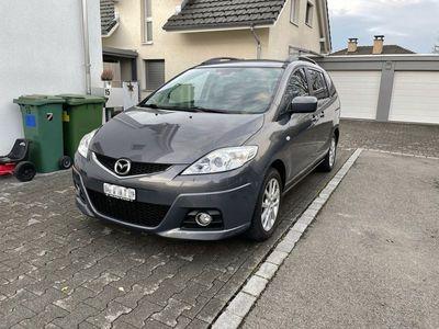 gebraucht Mazda 5 2.0 Exclusive servicegepflegt & 8-fach bereift