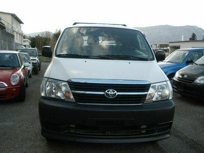 gebraucht Toyota HiAce D-4D Van LWB