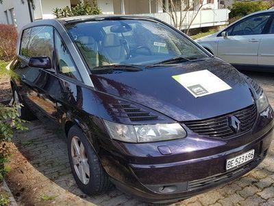 gebraucht Renault Avantime 3.0 V6 242'000km, jetzt schon ein Klassiker
