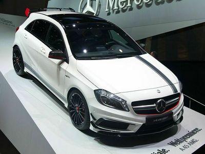 gebraucht Mercedes A45 AMG A-KlasseEdition 1