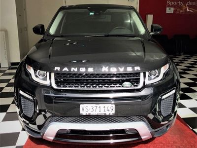 gebraucht Land Rover Range Rover evoque 2.0 SD4 SE Dynamic