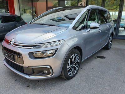 gebraucht Citroën C4 SpaceTourer C4 Grand Spacetourer Grand2.0 BlueHDi Shine EAT8
