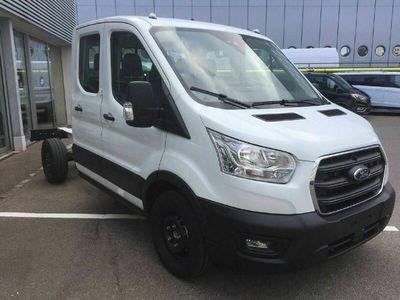 gebraucht Ford Transit DK.Van350L2H2 2.0EBL.170 Tr.