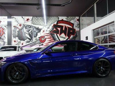 gebraucht BMW M4 Coupé CS SAN MARINO BLUE DKG