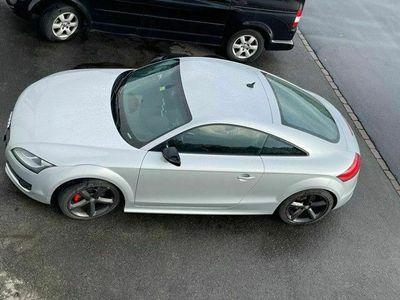 gebraucht Audi TT TT Sehr gepflegterS-Line Silber ab MFK aus 1. Hand