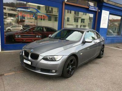 gebraucht BMW 320 3er 320i Coupé Steptronic 3er i Coupé Steptronic