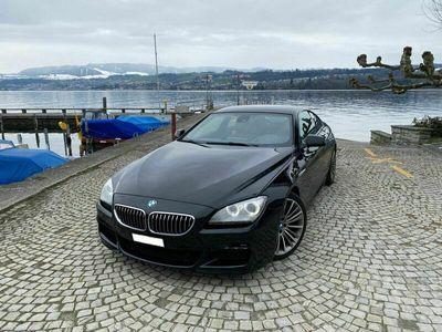 gebraucht BMW 640 6er 640d M-Sportpacket 6er d M-Sportpacket