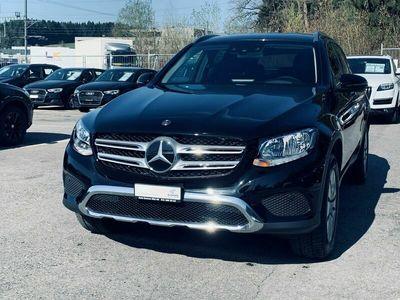 gebraucht Mercedes GLC350 Exclusive 4-Matic 7G-Tronic