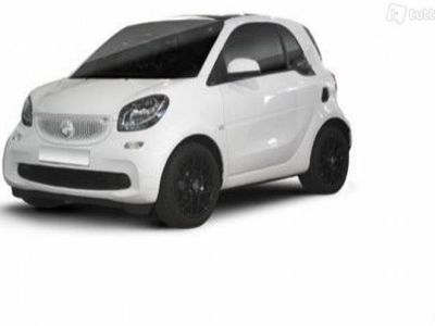 gebraucht Smart ForTwo Coupé citypassion twinmatic
