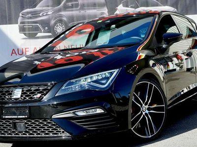 gebraucht Seat Leon 2.0 TSI Cupra 290 DSG *BeatsAudio Sound System - Fahrerassistenzpaket - 1.Hand - Werksgarantie*
