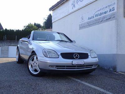 gebraucht Mercedes 230 SLK ·Kompressor Cabriolet