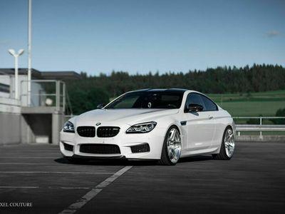 gebraucht BMW M6 6erCoupé Competition Drivelogic