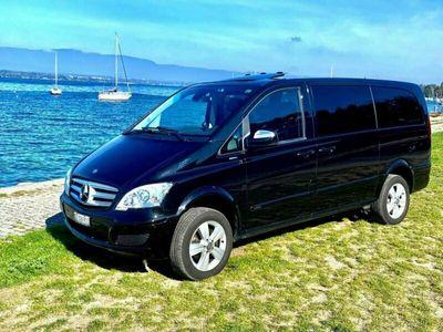 gebraucht Mercedes Viano 2.2 CDI Blue Efficiency Ed. L 4Matic